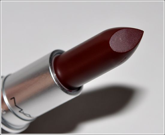 MAC Media Lipstick - I purchased this about 2 weeks ago and I absolutely adore it!  I've been searching for the perfect deep color because to be honest, the bright reds just aren't doing it for me.  This is a deep wine color and it's the perfect vampy lip.  I've worn it a few times now in the spring but I can't wait for fall and winter to roll around.  If I run out of this, I'm DEFINITELY repurchasing it.