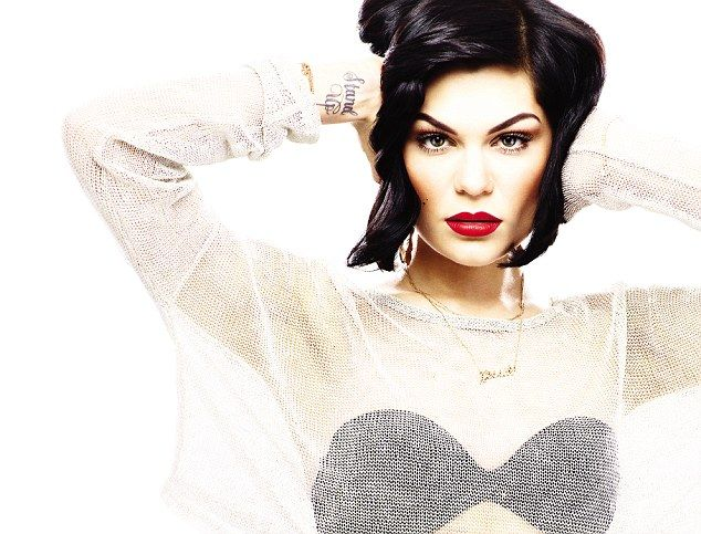 Jessie J Hairstyle: 127 Best Jessie J Images On Pinterest