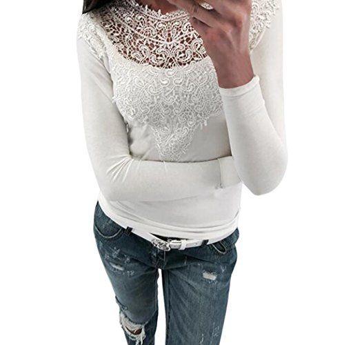 FRYS blouse femme chic soiree manteau femme grande taille Printemps pull femme hiver chemise femme dentelle vetement femme pas cher sport…
