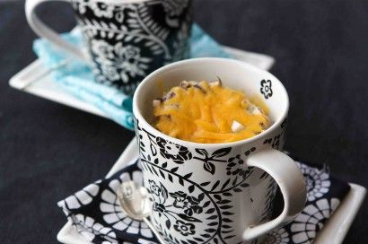 Quick Egg, Mushroom & Ham Cups | Recipe | Kid, Breakfast ...