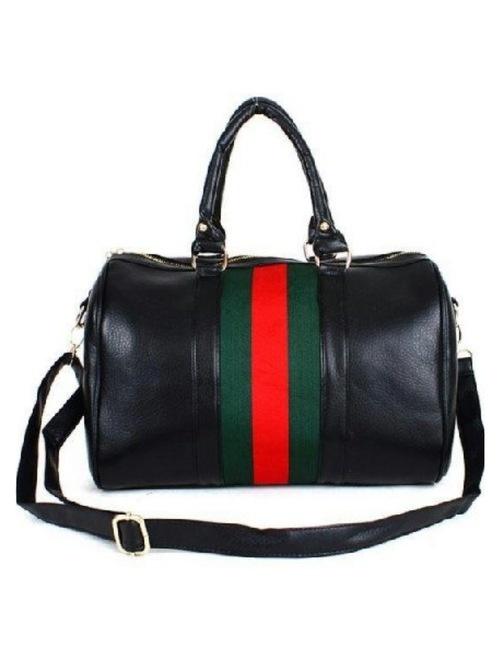 Black Boston Bag - $50.00
