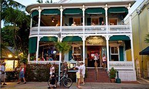 Key West Bagatelle Restaurant - excellent food, great bar