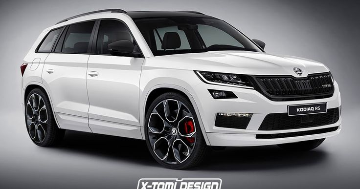 Skoda Said To Prep Twin-Turbo Diesel Kodiaq With 240PS #New_Cars #Reports