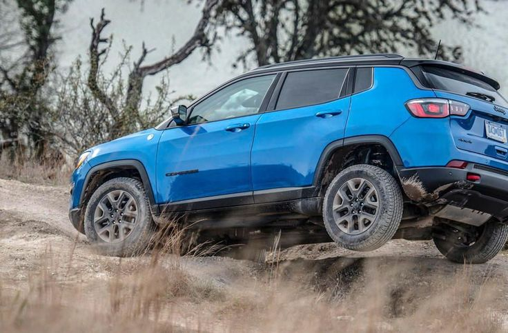 Jeep recalls 7,000 new Compass SUVs for airbag troubles     – Roadshow http://www.charlesmilander.com/news/2017/11/jeep-recalls-7000-new-compass-suvs-for-airbag-troubles-roadshow/ from 0-100k followers, want to know? http://amzn.to/2hGcMDx