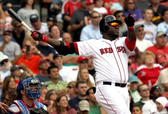 David Ortiz: Big Papi! Fearsome hitter and one of the most productive Designated Hitters ever. If the Sox don't give this guy a multi-year contract, someone definitely will. And then we're screwed.