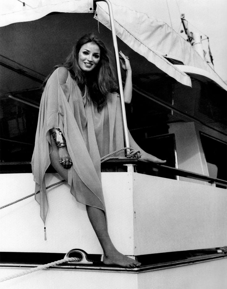 the kaftan woman. talitha getty