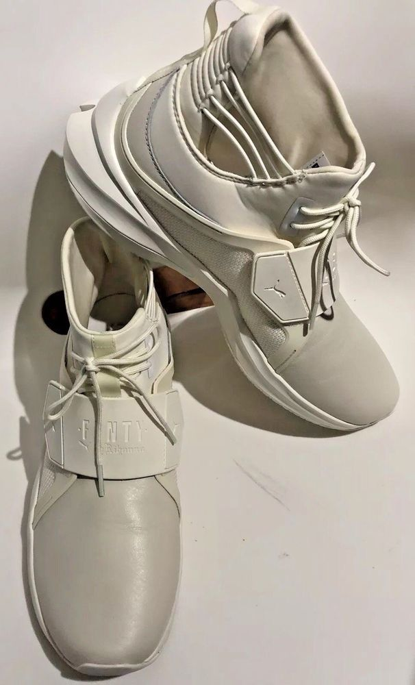 outlet store 2b42c 874c5 Puma Fenty shoes By Rihanna High Top Tennis man Shoes Size ...