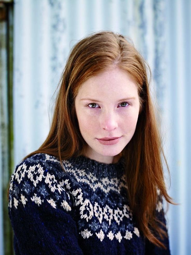 Cute Rowan Tweed jumper