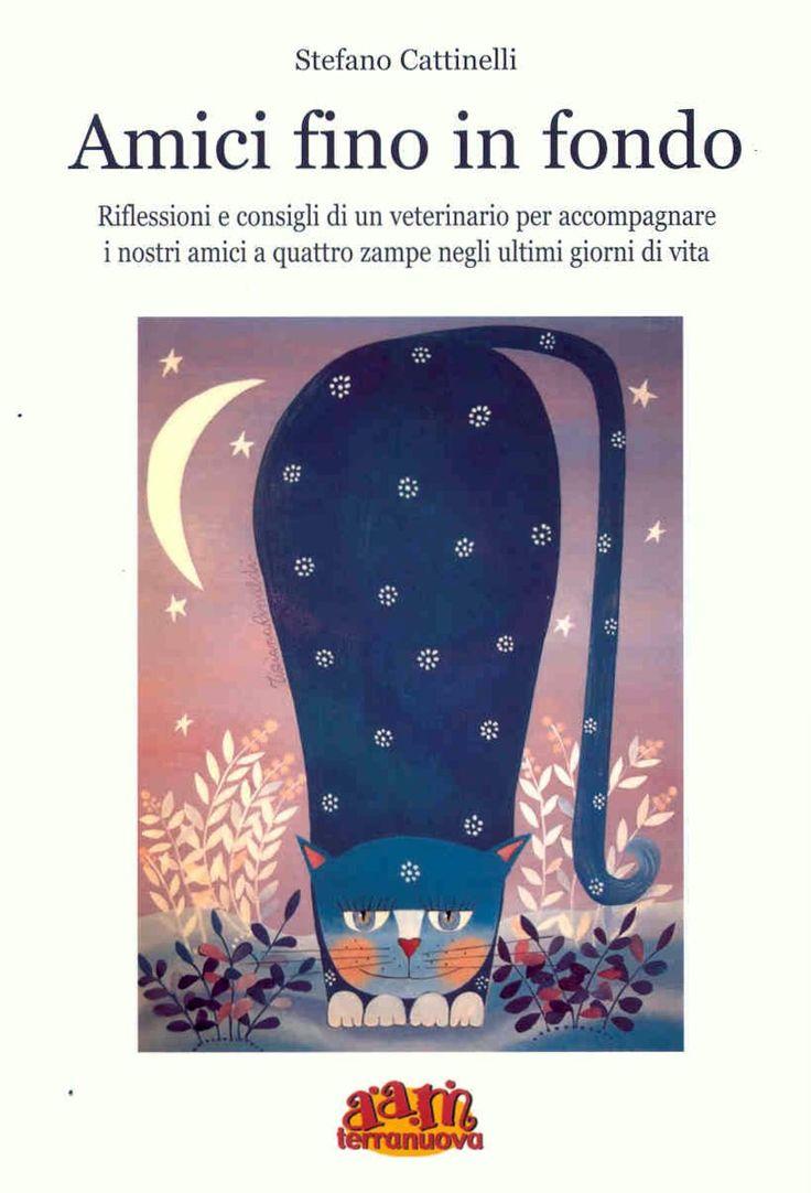 Amici fino in fondo  - cover illustration by Tiziana Rinaldi