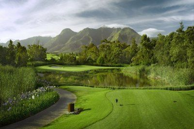 Golf Course Fancourt - Montagu in Cape Provinces, South Africa - From Golf Escapes