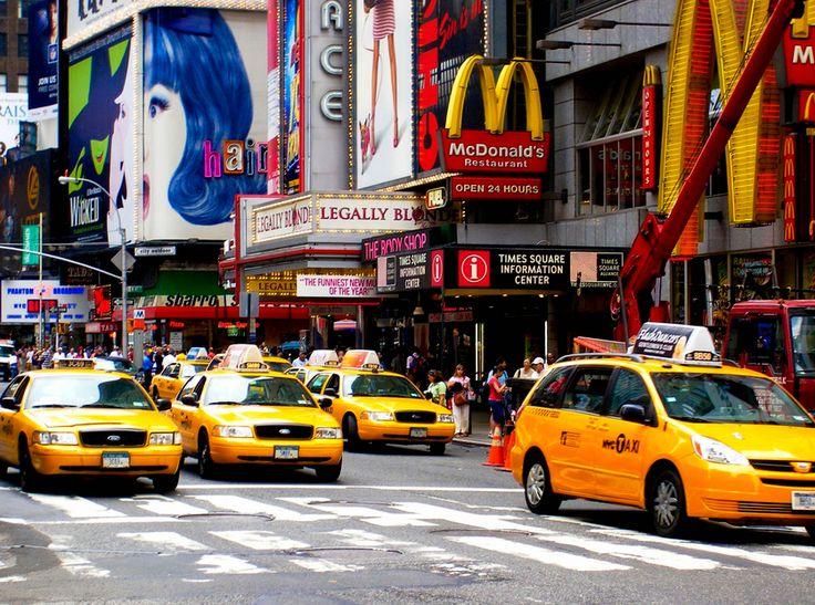 New York en zijn cliché foto's