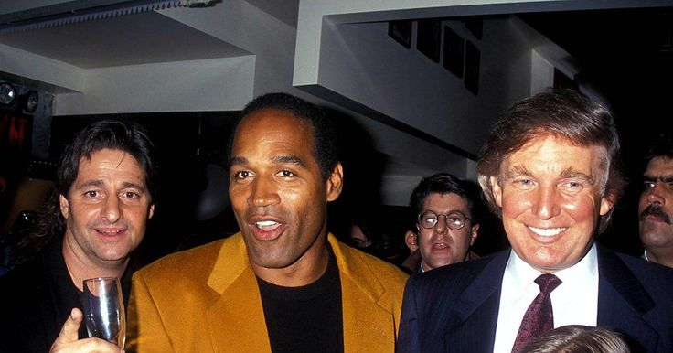 Looking back at Donald Trumps on-off affection for O.J. Simpson