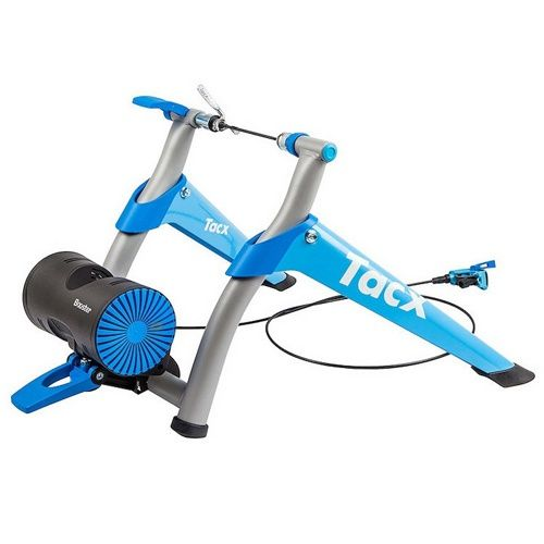 Tacx Indoor Trainer - Blue Matic (Mid-Pro) | Barangbike - Malaysia Preferred Online Bike Store