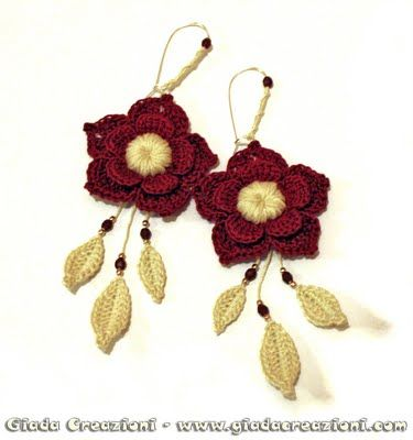 Giada Creazioni: earrings