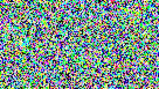Pixel Noise Vector Vhs Glitch Texture Tv Screen Color Pixels In 2020 Vhs Glitch Pixel Color Glitch