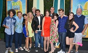 Disney releases its next musical phenomenon Teen Beach Movie, which is set to become a summer hit | Daily Mail Online