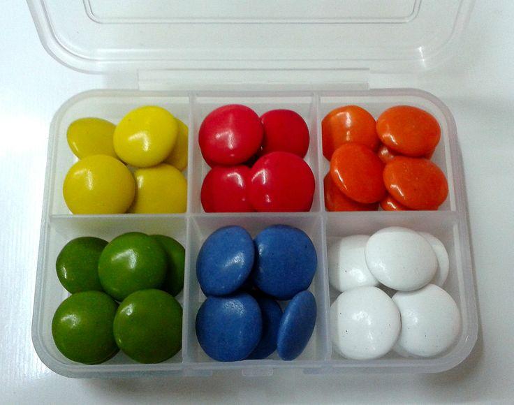 #chocolate #box #pills