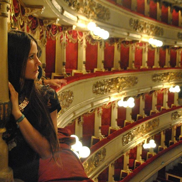 Beautiful place @teatroallascala