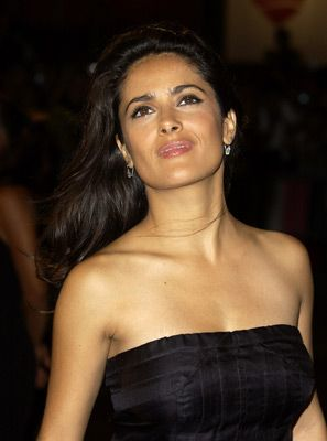 Salma Hayek at an event for Once Upon a Time in Mexico (2003)