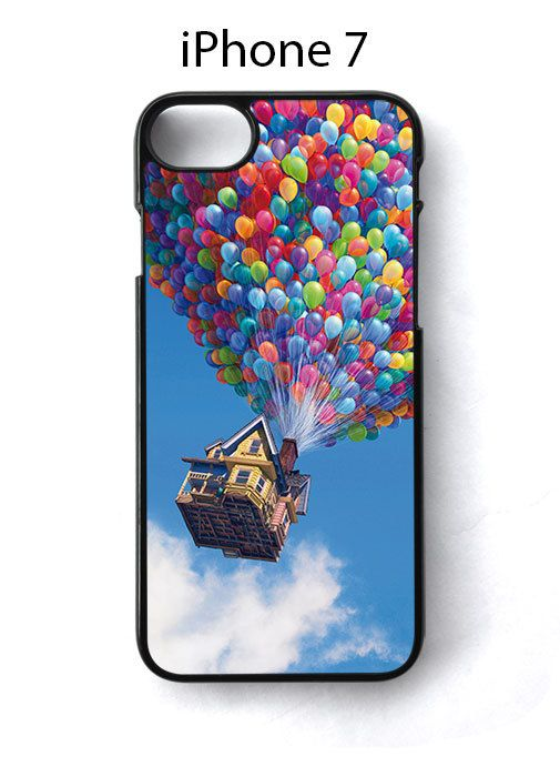 Balloon House Up iPhone 7 Case Cover - Cases, Covers & Skins
