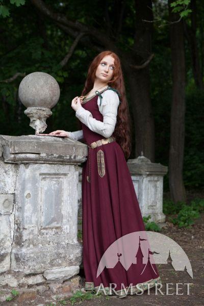 """Wollkleid """"Sansa"""" Fantasy Mittelalter"""
