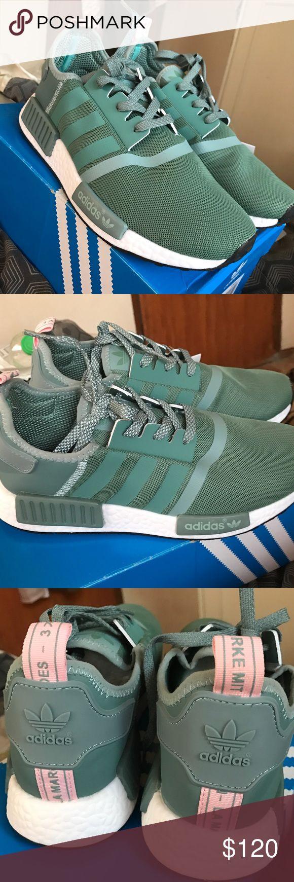 adidas nmd c1 mens Green
