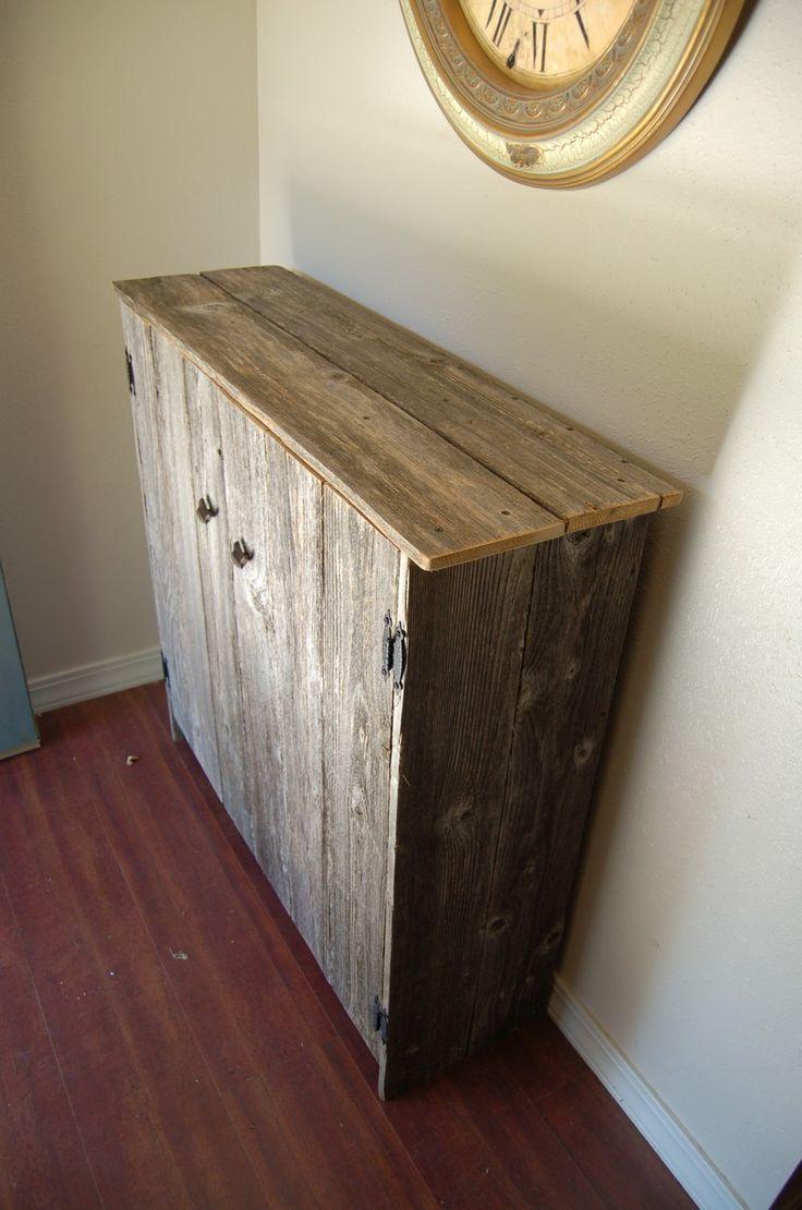 68 best wooden pallet crafts images on pinterest pallet for Reused wood