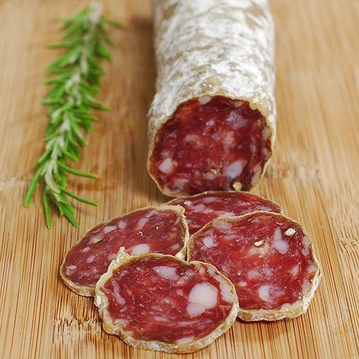 Rosette De Lyon Sausage - Click to enlarge