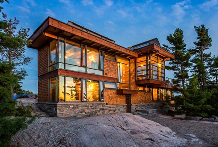 CORE designs solar-powered holiday home for founder's family   Inhabitat - Sustainable Design Innovation, Eco Architecture, Green Building