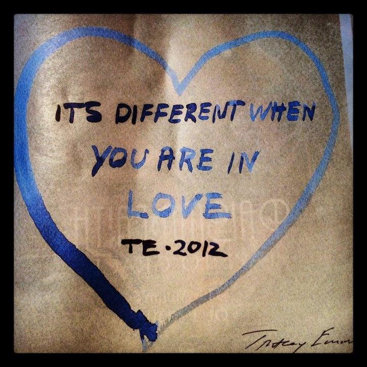 Tracey Emin in Stylist