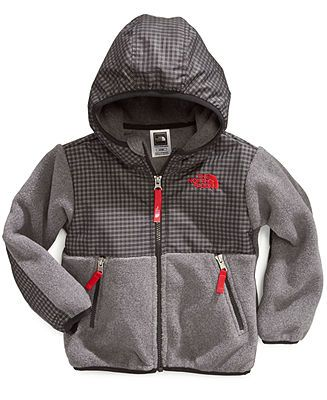 The North Face Kids Jacket, Toddler Boys Denali Fleece Jacket - Kids - Macy's