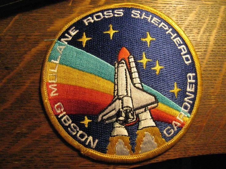 NASA Space Shuttle Atlantis STS27 1988 USA Astronaut