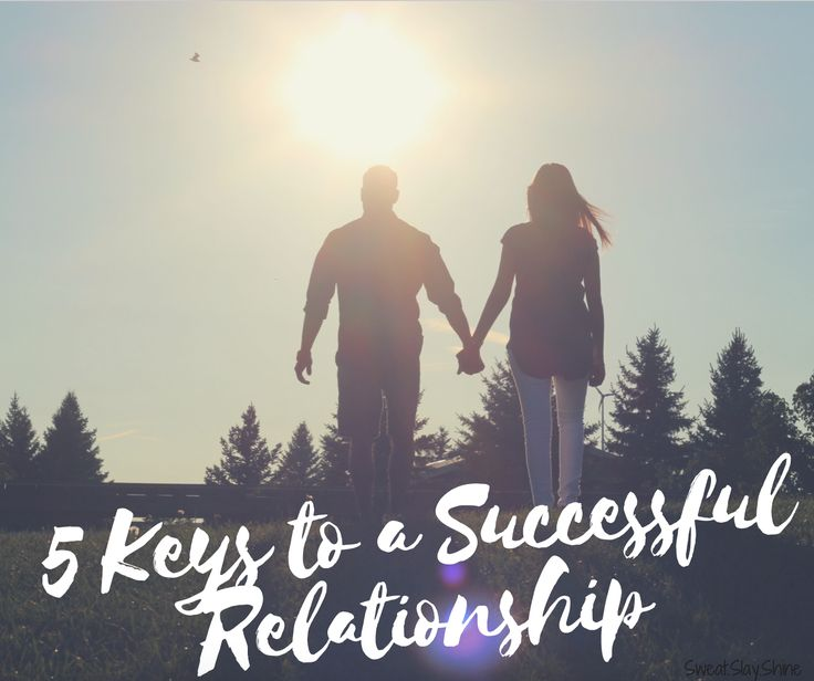 5 Keys to a Successful Relationship
