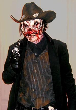 Мужские костюмы и образы на хэллоуин