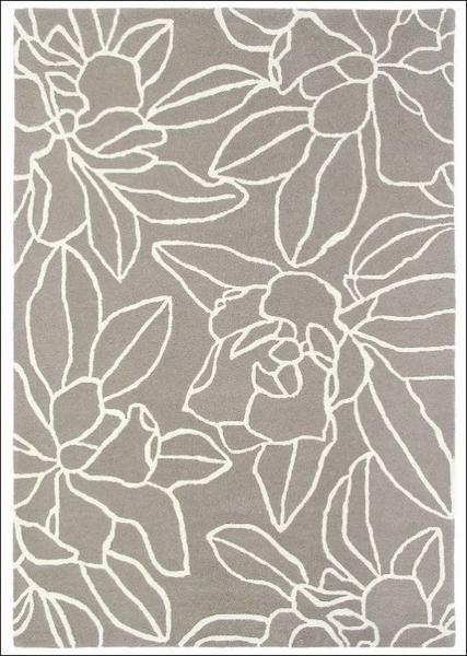 Sanderson Magnolia Linen 46004 Designer Rug