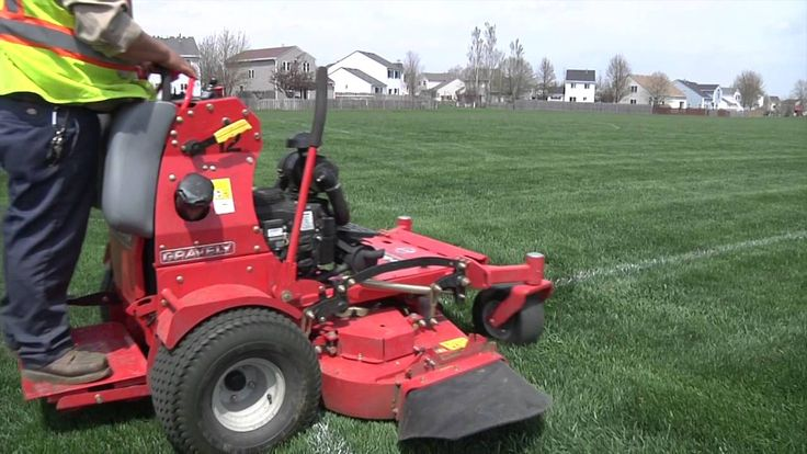 Gravely ProStance Lawn care, Lawn mower, Stance