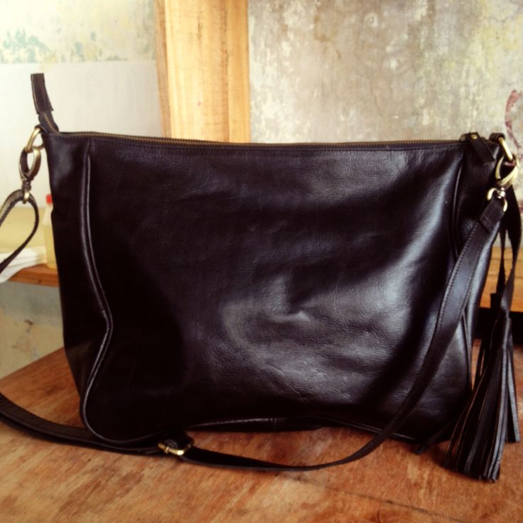 Vanili Bag by Lead, Leather Sling Bag, Classy & Simple IDR 1550K