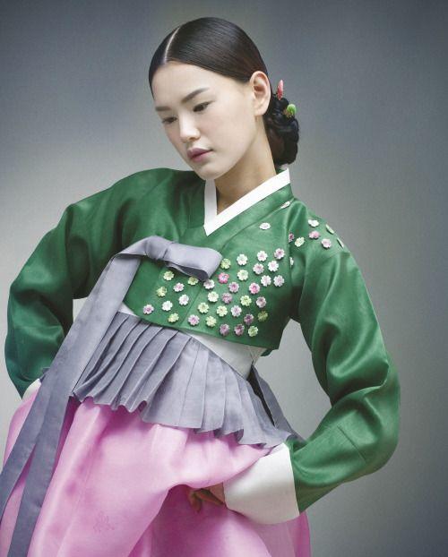 korean traditional clothes