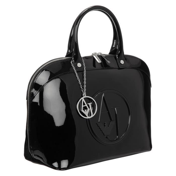 129.99 € ❤ Le #BonPlan #ARMANI JEANS #Sac à Main 05230RJ Noir Femme ➡