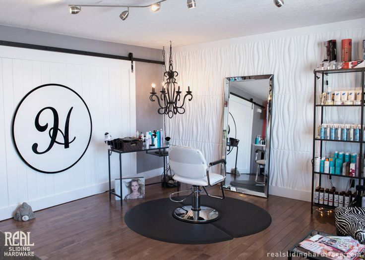 25 Best Ideas About Home Salon On Pinterest At Home