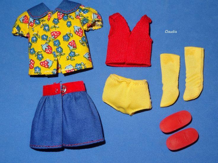 Vintage Tutti European Im Kindergarten 9475 RARE Strawberry Variation Mint Comp…