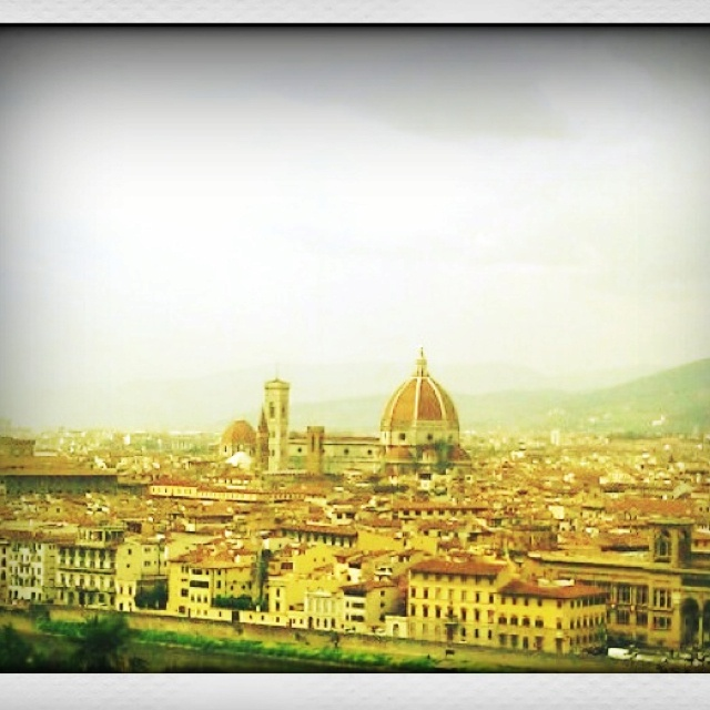 Firenze, Italy!