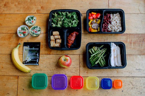 Meal Prep Mondays Week 6