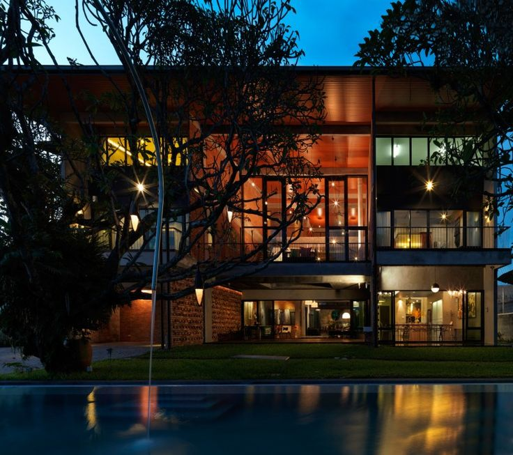 The 'S11 House' located in Petaling Jaya, Selangor, Malaysia - Designed by ArchiCentre