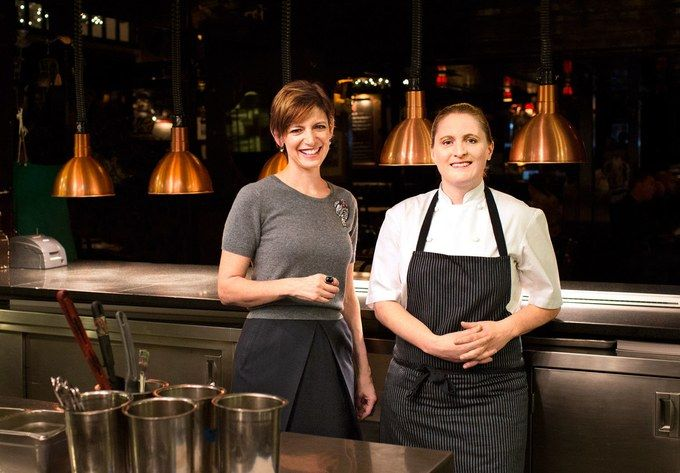 Chef April Bloomfield on How to Earn Your Stars at Work