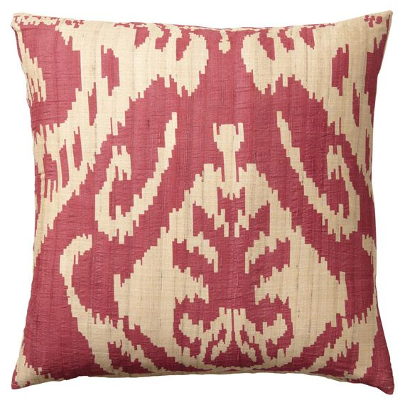 Palau Silk Cushion Cover, oka £49
