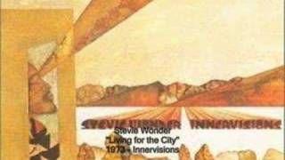 Stevie Wonder - Living for the City, via YouTube.