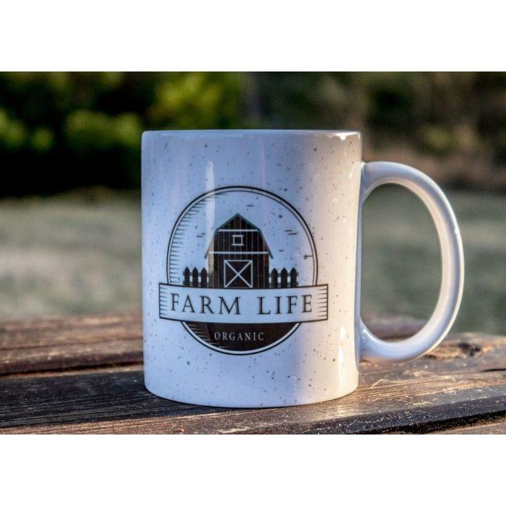 Taza Farm Life Tazasceramica Farm Life Farm Ceramic Cups