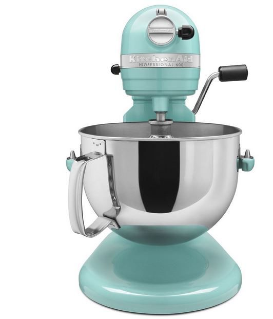 Aqua Sky Kitchenaid Mixer Www.madeinusa.com.pl