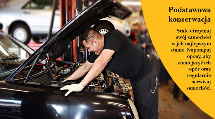 Pamiętaj o serwisowaniu Regularne serwisowanie, czyste filtry powietrza i paliwa pozwolą na mniejsze spalanie paliwa. Zatkany filtr powietrza będzie wpuszczał brudne powietrze do środka silnika, co poskutkuje większym zużyciem paliwa. #oponaletnia